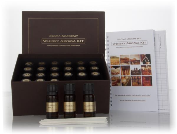 Whisky Aroma Kit - Aroma Academy Accessories