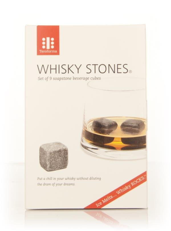 Whisky Stones (Set of 9 soapstone beverage cubes) Accessories