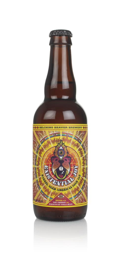 Belching Beaver Existential Joy Sour / Lambic Beer