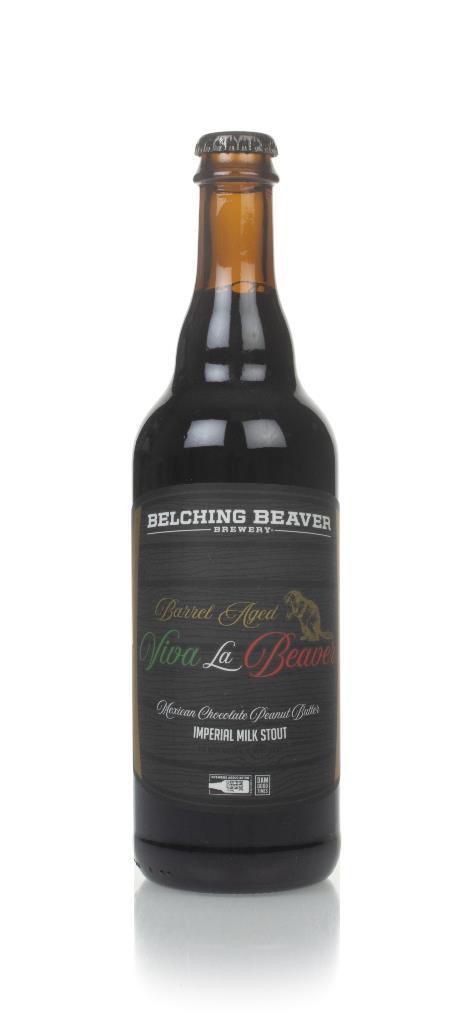 Belching Beaver Viva La Beaver Cask-Aged Beer