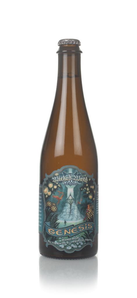 Wicked Weed Genesis Sour / Lambic Beer