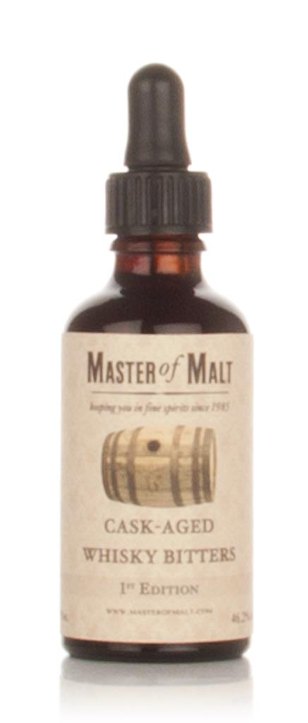 Master of Malt Cask-Aged Whisky Bitters 1st Edition 5cl Bitters