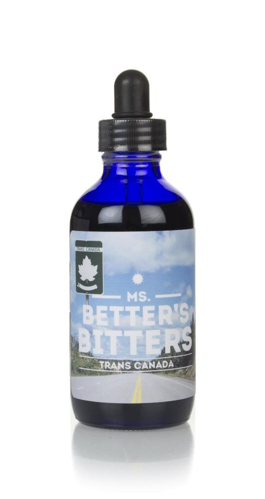 Ms. Better's Trans Canada Bitters