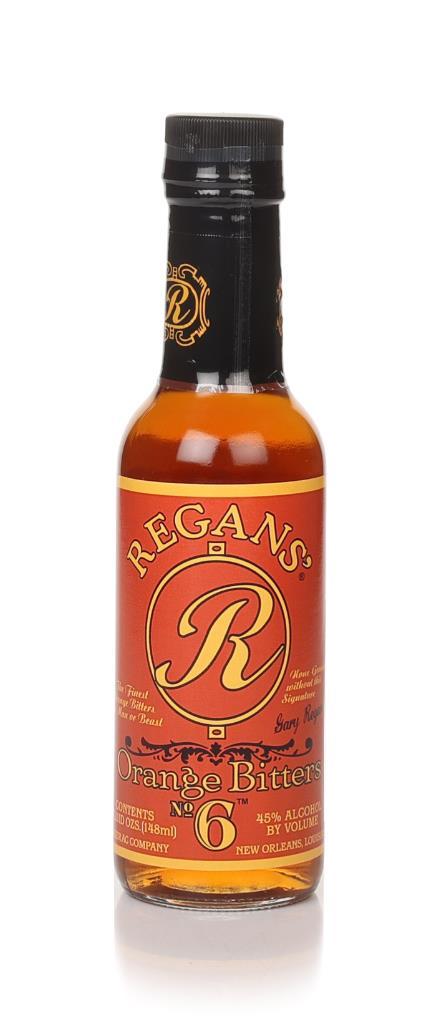 Regans' Orange Bitters No. 6 Bitters