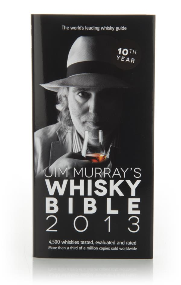 Jim Murray Whisky Bible 2013 Books