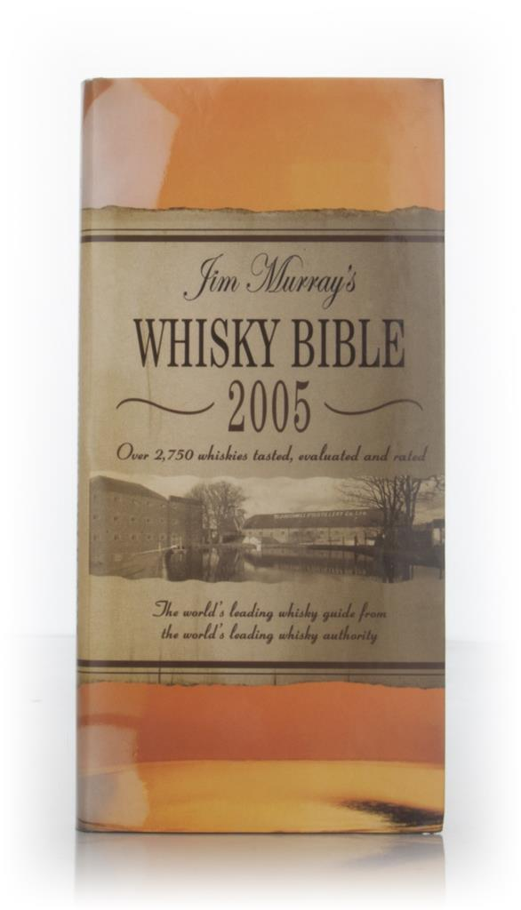 Signed copy of Jim Murrays Whisky Bible 2005 Books