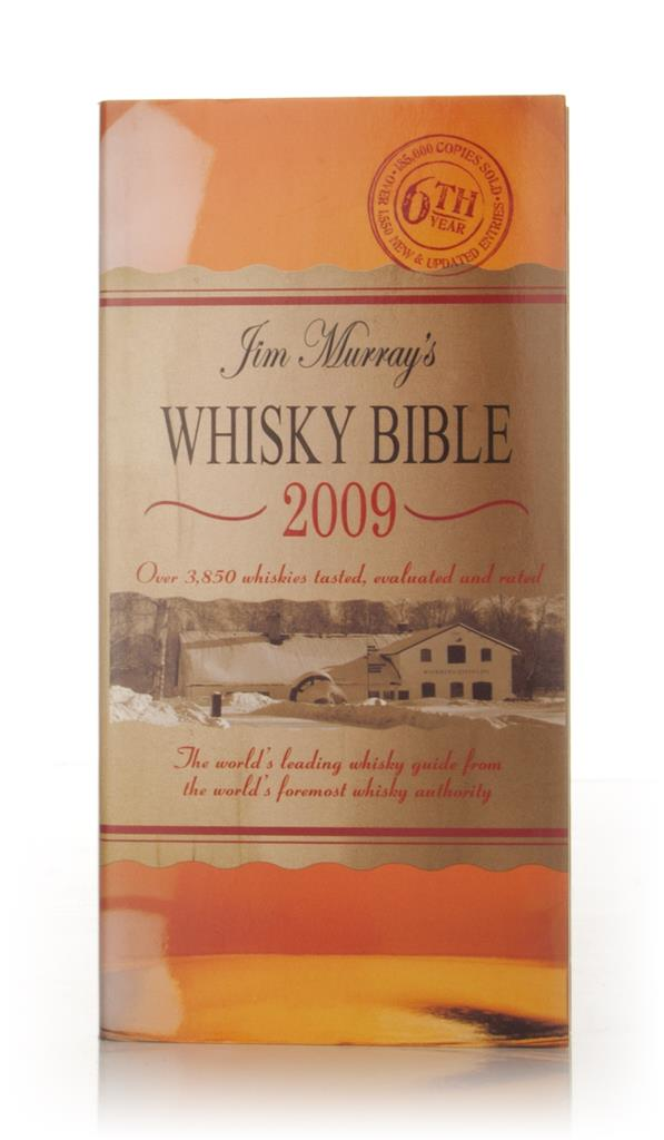 Jim Murrays Whisky Bible 2009 Books