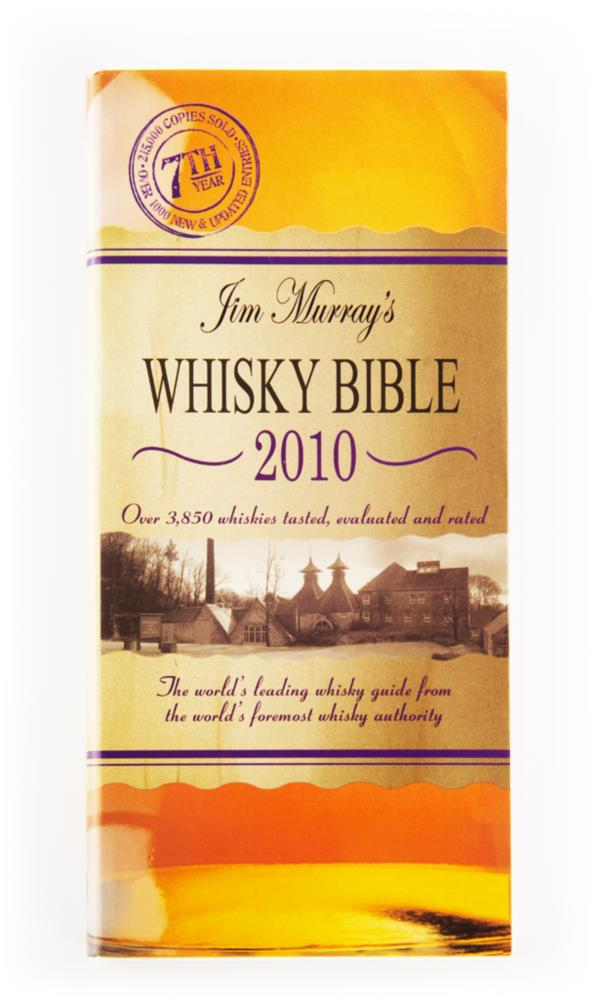 Jim Murrays Whisky Bible 2010 Books