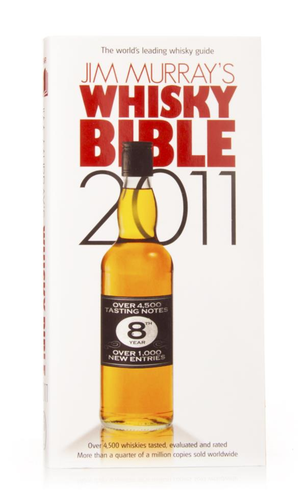 Jim Murrays Whisky Bible 2011 Books