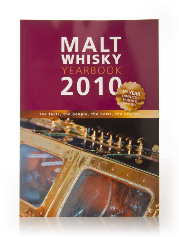Malt Whisky Yearbook 2010 Books