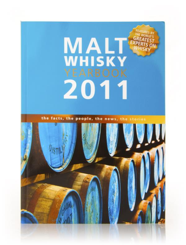 Malt Whisky Yearbook 2011 Books