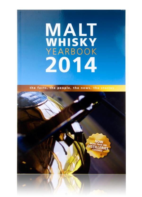 Malt Whisky Yearbook 2014 Books