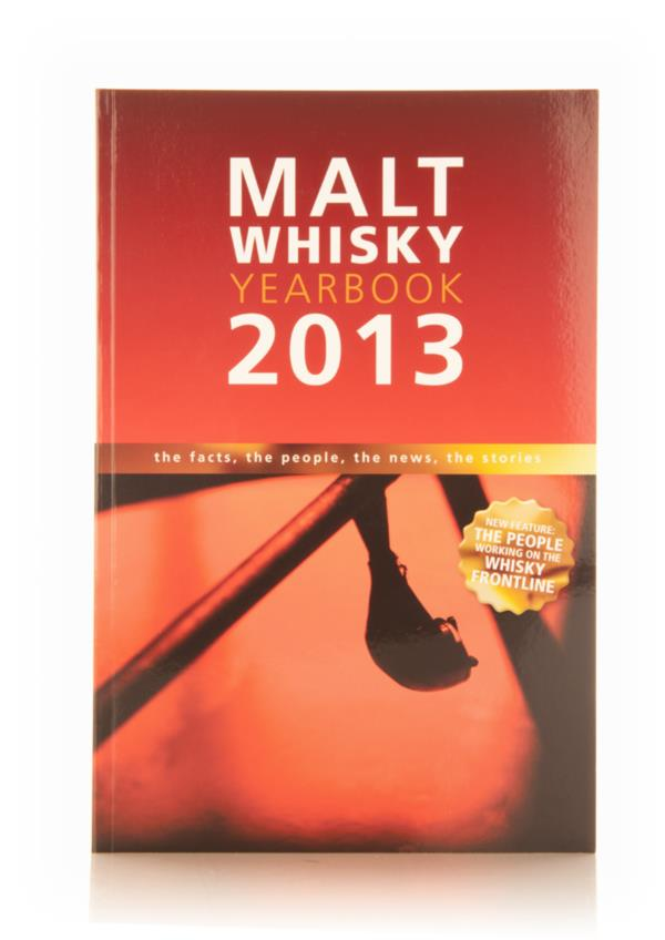 Malt Whisky Yearbook 2013 Books
