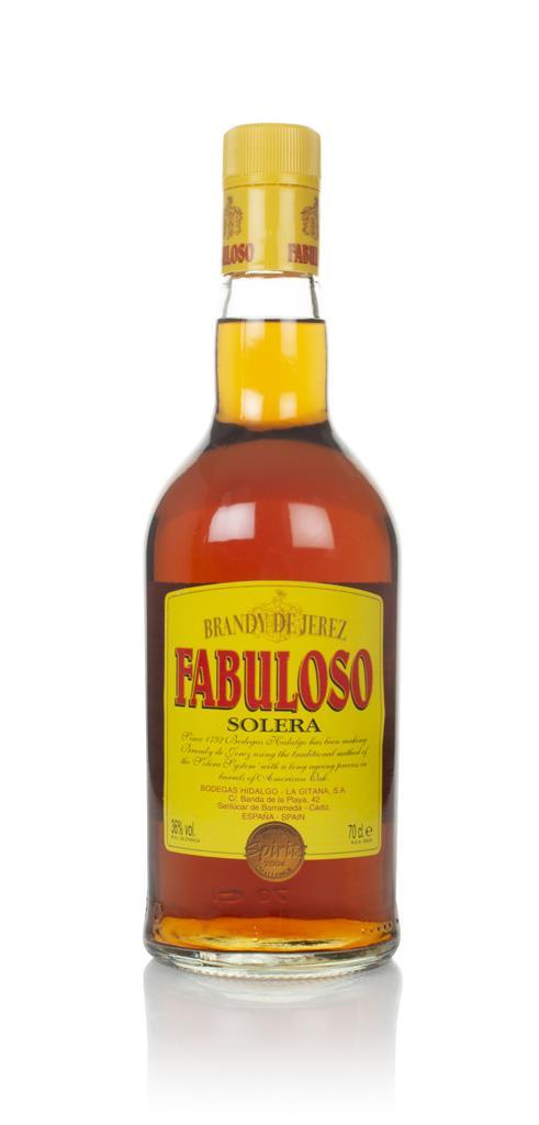 Bodegas Hidalgo Fabuloso Solera Brandy