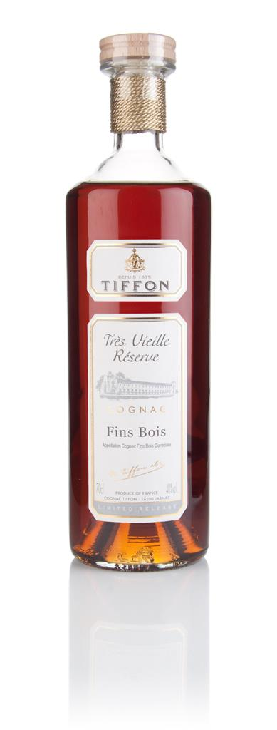 Tiffon Tres Vieille Reserve Fins Bois 3cl Sample Hors d'age Cognac