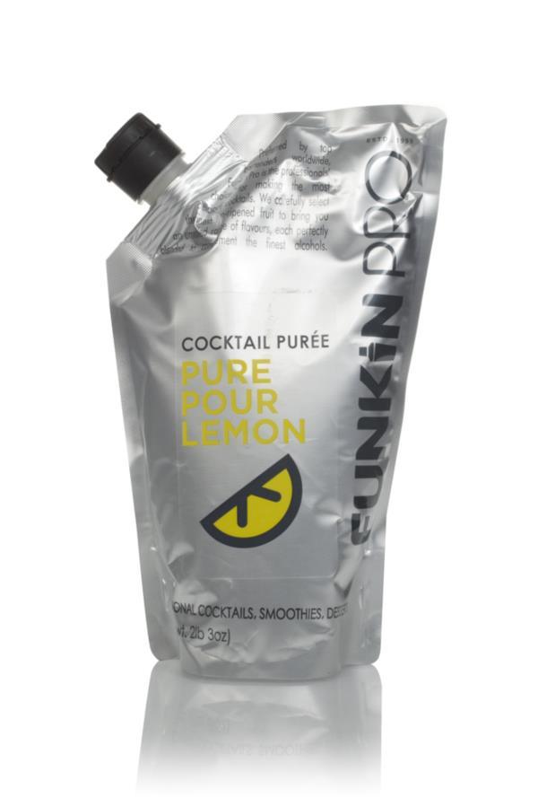 Funkin Pure Pour Lemon Fruit Purees Fruit puree