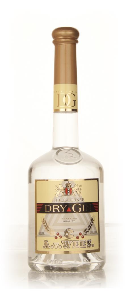 Van Wees Three Corners Dry Gin