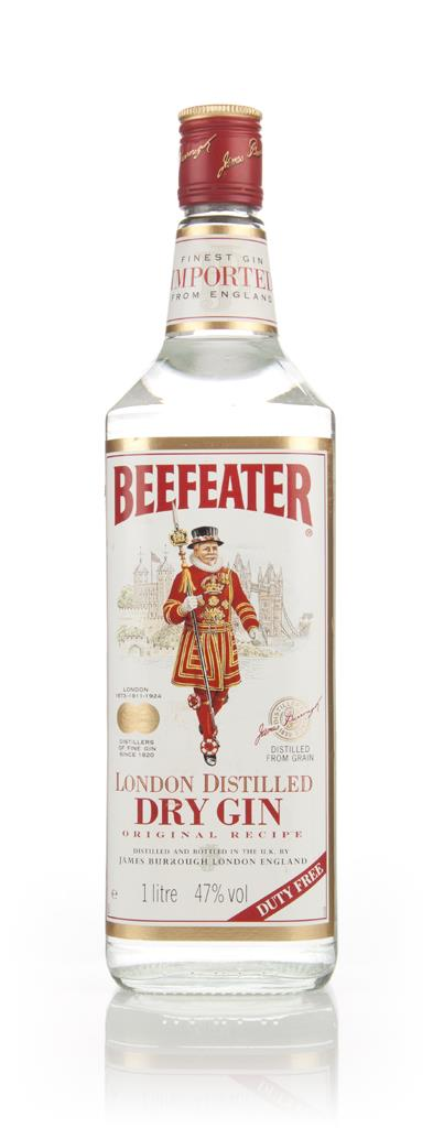 Beefeater 100cl - 1990s London Dry Gin