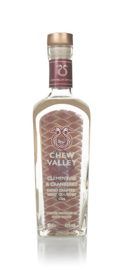 Chew Valley Clementine & Cranberry Flavoured Gin
