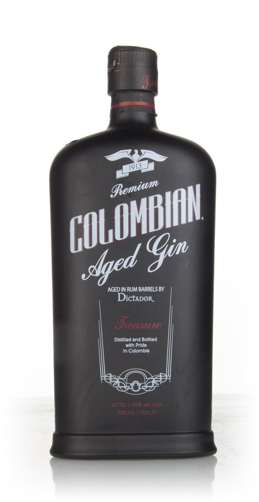 Dictador Premium Colombian Aged Gin - Treasure Cask Aged Gin
