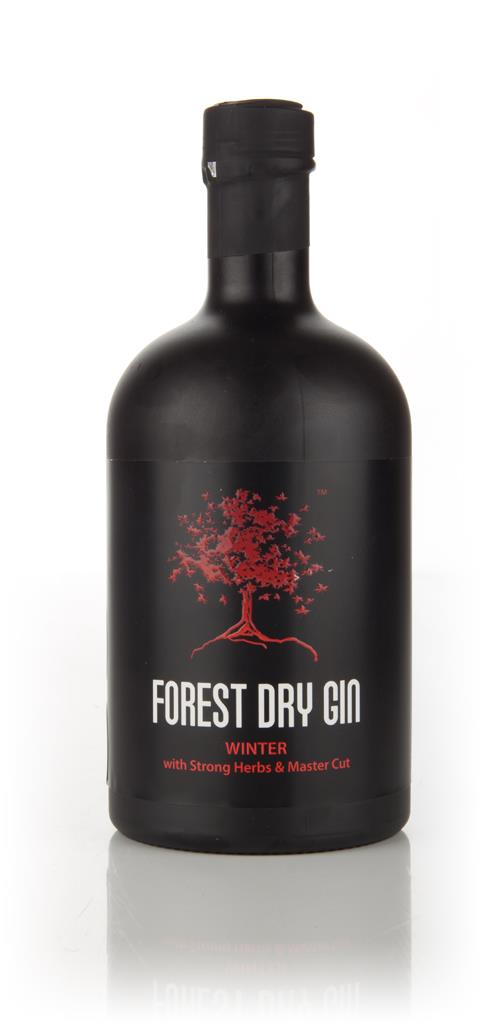 Forest Dry Gin - Winter 3cl Sample Gin
