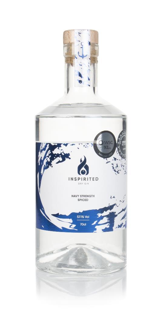 Inspirited Navy Strength Spiced Gin
