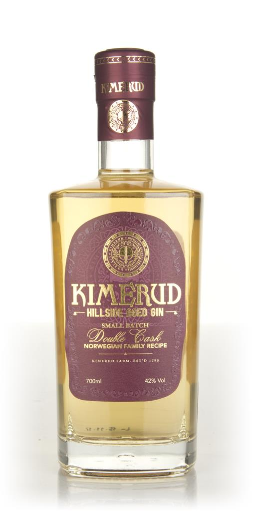 Kimerud Hillside Aged Gin Double Cask Cask Aged Gin