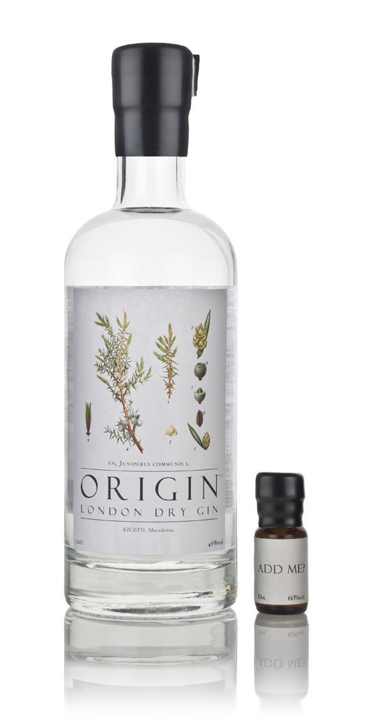 Origin - Kicevo, Macedonia 3cl Sample London Dry Gin