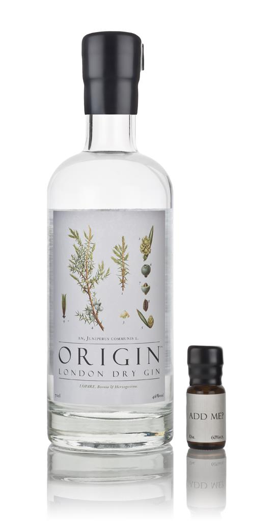 Origin - Lopare, Bosnia & Herzegovina 3cl Sample London Dry Gin