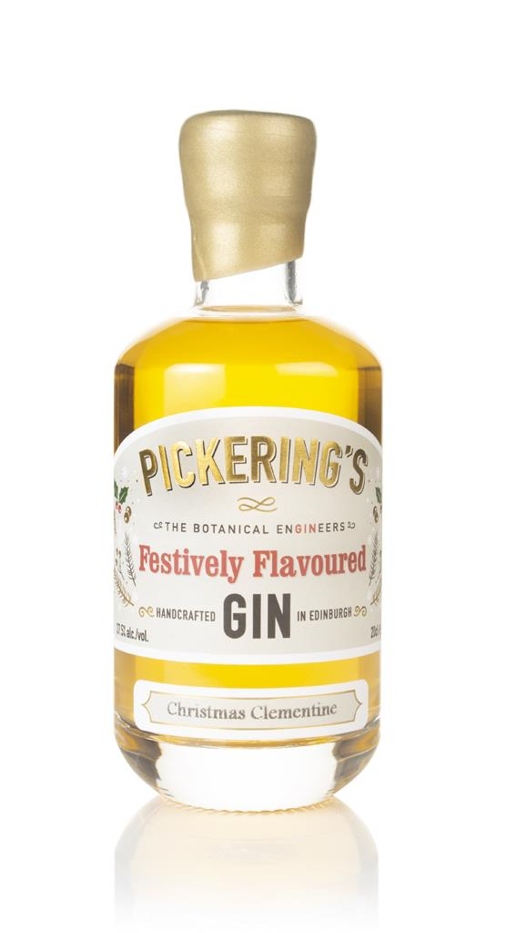 Pickering's Christmas Clementine Flavoured Gin