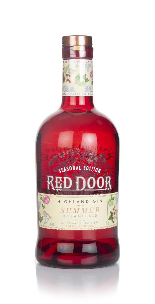 Red Door Gin with Summer Botanicals Flavoured Gin