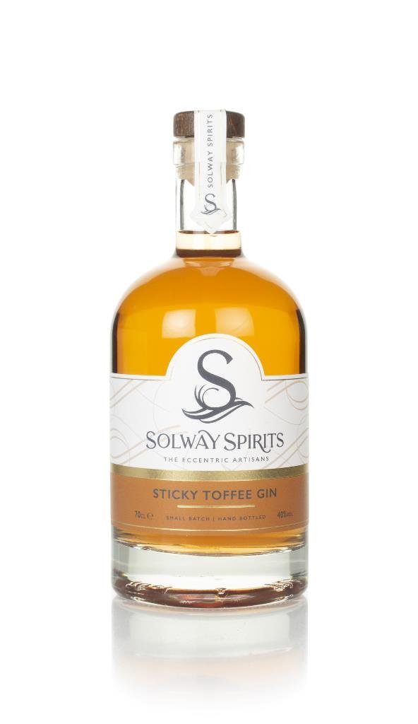Solway Sticky Toffee Flavoured Gin