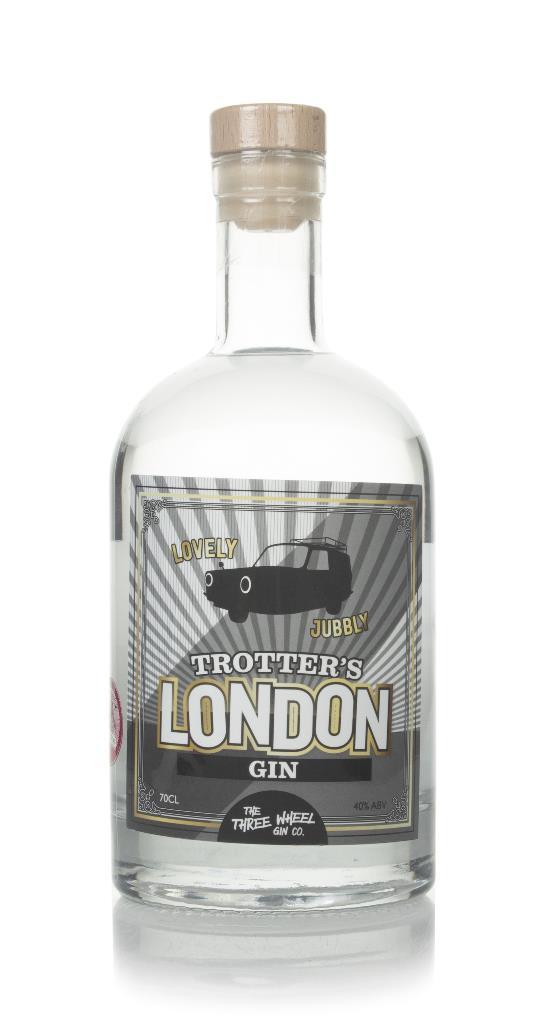 Three Wheel Gin Co. Trotter's London London Dry Gin