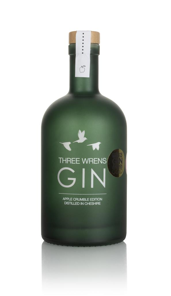 Three Wrens Apple Crumble Flavoured Gin