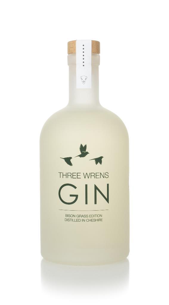 Three Wrens Bison Grass Flavoured Gin