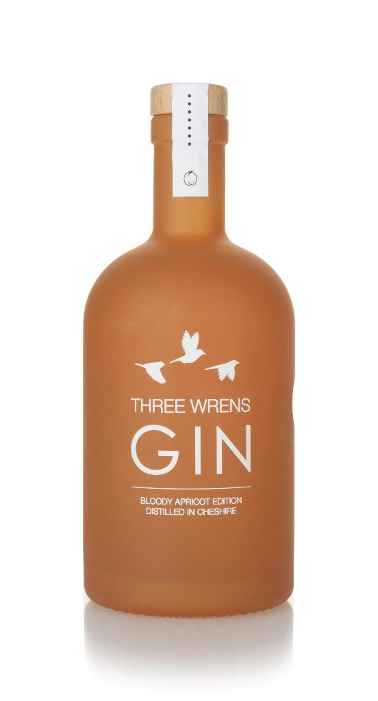 Three Wrens Bloody Apricot Flavoured Gin