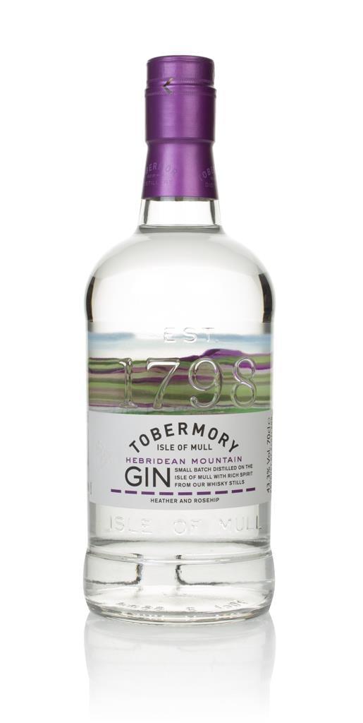 Tobermory Mountain Gin