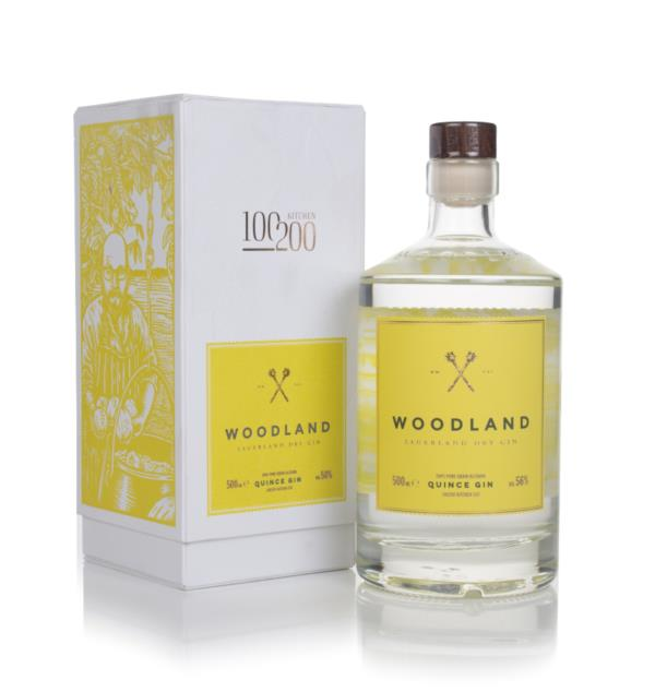 Woodland Quince Flavoured Gin