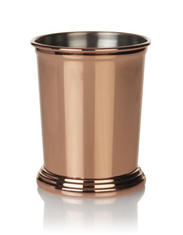 Urban Bar Copper Julep Cup Glassware