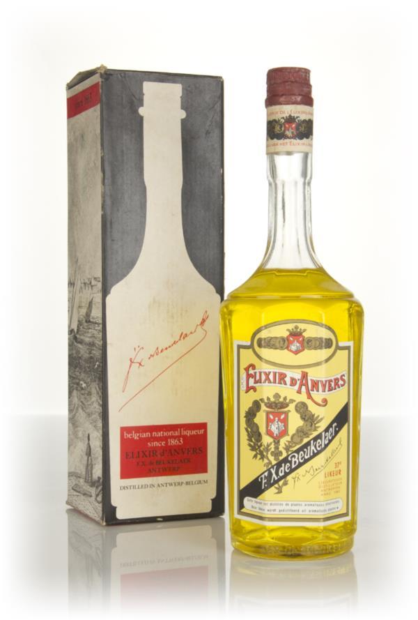Beukelaer Elixir d'Anvers - 1970s Liqueurs