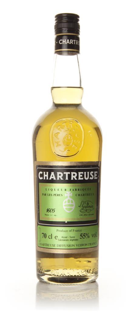 L. Garnier Green Chartreuse - 1980s Liqueurs