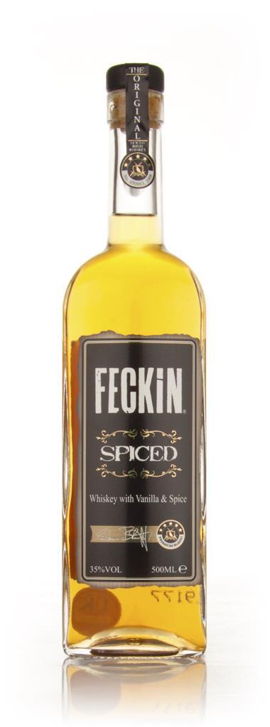 Feckin Spiced Whiskey Liqueurs
