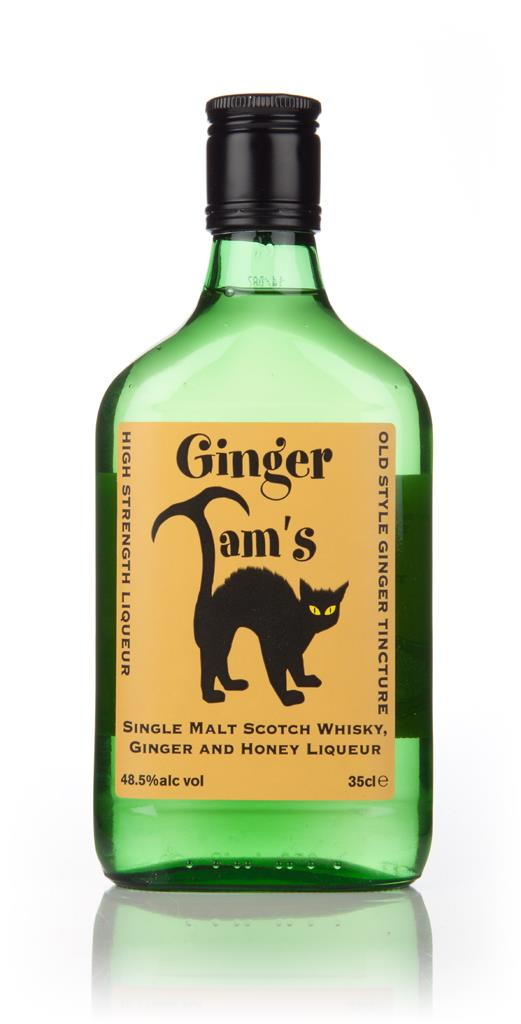 Ginger Tams Whisky Liqueurs