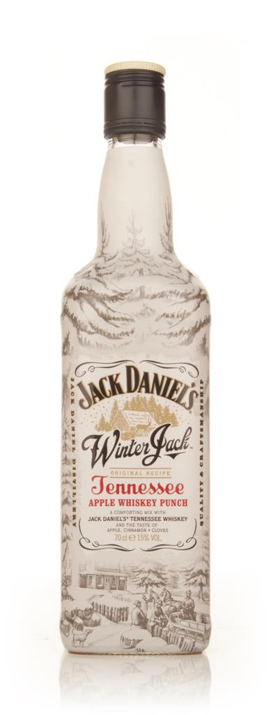Jack Daniels Winter Jack - Apple Whiskey Punch Whisky Liqueur
