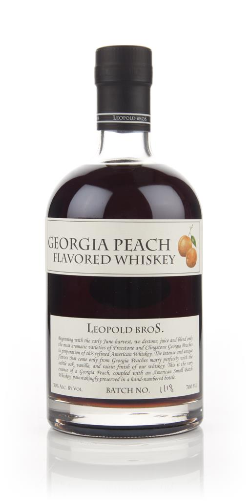 Georgia Peach Flavored Whiskey 70cl Whisky Liqueur