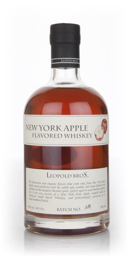 Leopold Bros New York Apple Whiskey Liqueurs