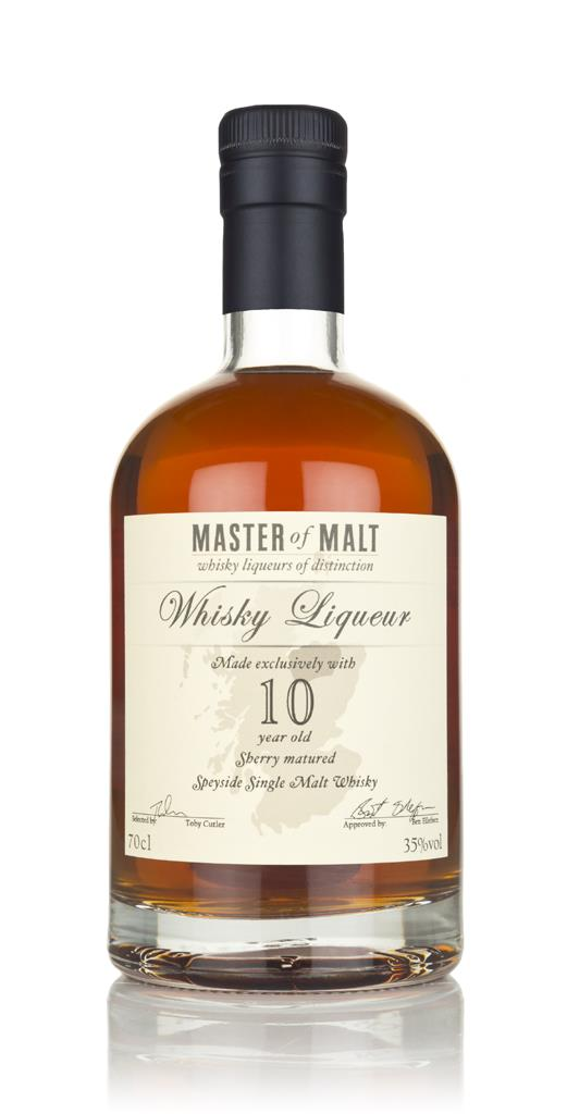 Master of Malt 10 Year Old Speyside Whisky Liqueurs