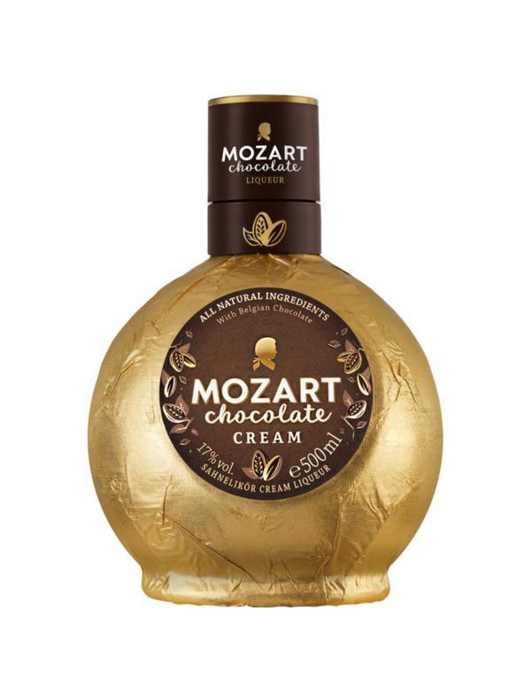 Mozart Gold Chocolate Cream Liqueurs