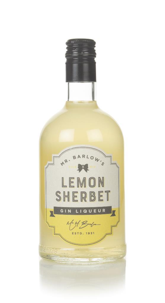 Mr. Barlow's Lemon Sherbet Gin Gin Liqueur