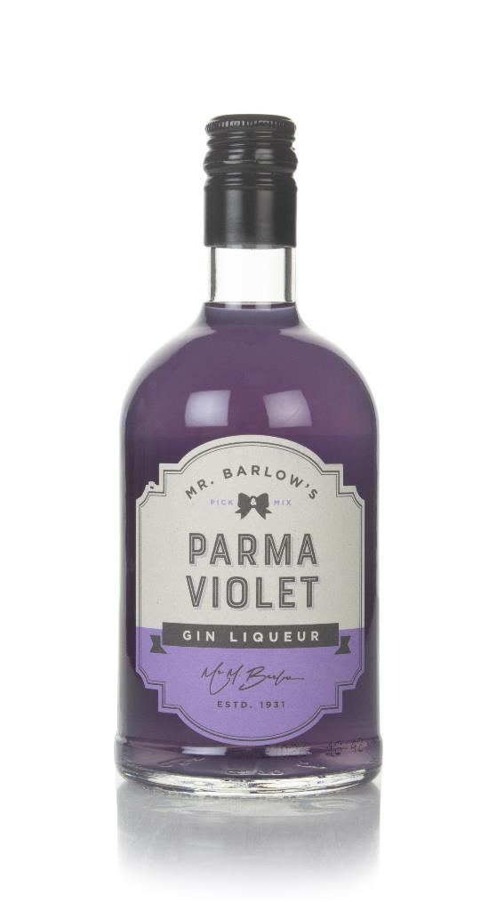 Mr. Barlow's Parma Violet Gin Gin Liqueur